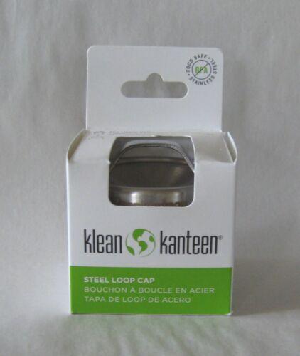 Klean Kanteen en acier inoxydable brossé Boucle Cap New Nwts Classics kanteens