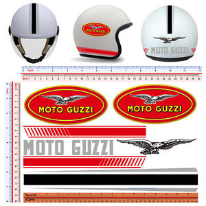 Adesivi-casco-moto-guzzi-sticker-helmet-motorcycle-tuning-decal-print-pvc-7-pz