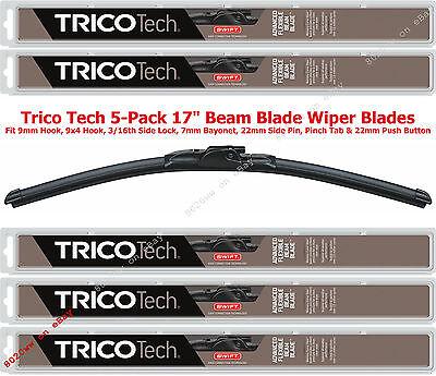 Windshield Wiper Blade-Tech Wiper Blade Trico 19-170