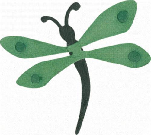 """Quickutz//Lifestyle Crafts KS-0615  Doublekutz Die /""""Dragonfly/"""" NEW"""
