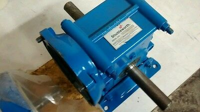 Shuttleworth conveyor motor and gearbox <<<NEW>>>>