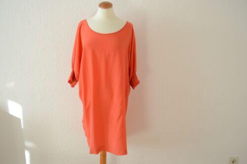 Sandro Fit D Candy Dream Dress T3 Pink Loose Coral 38 Paris SZ4SqnT7