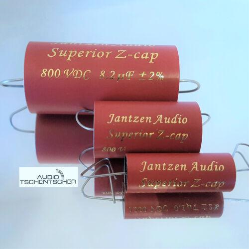 1,80 µF 800 VDC Jantzen Z-Superior Cap All Tube