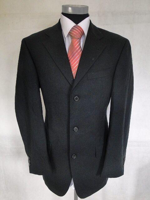 Joop Sakko JS42 JH21 Einreiher Anthrazit Unifarben Schurwolle Gr. 48     | Einfach zu bedienen  | New Listing  | Online-verkauf