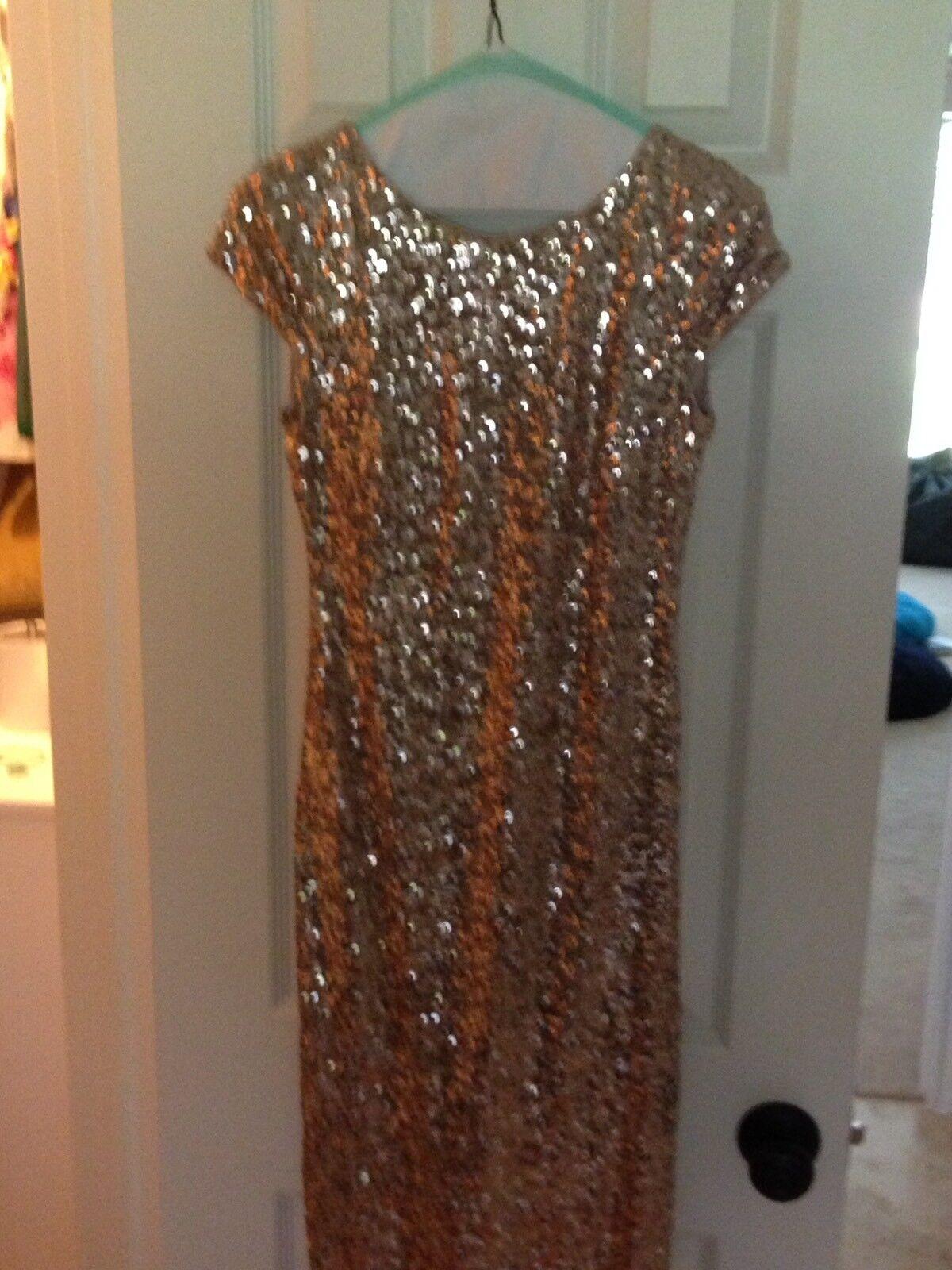 Badgley mischka dress Größe 0