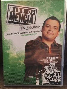 2006-For-Emmy-Consideration-Mind-of-Carlos-Mencia-DVD-Outstanding-Comedy-Series