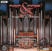 Pomp und Pipes! von Reference  Fenn Music Ser   CD   Zustand sehr gut