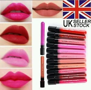 New-Lip-Gloss-Makeup-Lip-Matte-Lipstick-Super-Long-Lasting-Waterproof-Liquid