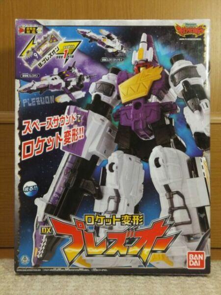 Bandai Power Rangers Juden Sentai Kyoryuger Rocket Deformation DX Plezu-o