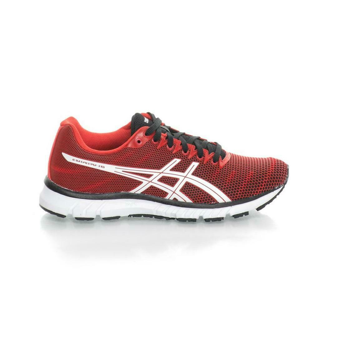 Mens ASICS GEL SPEEDSTAR 6 Running Trainers T213Q 2300