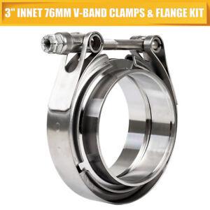 V-BAND-CLAMP-flange-completo-in-acciaio-inox-di-scarico-Turbo-Flessibile-3-034-76mm