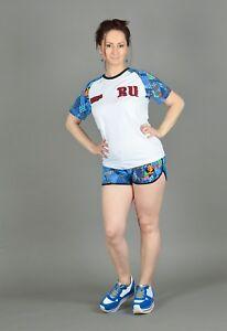 Bosco-Sport-034-RUSSIA-2018-034-FIFa-World-cup-TEAM-Damen-Set-gr-M-L-weiss-blau