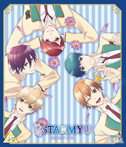 Starmyu-Season-One-BLU-RAY-NUOVO