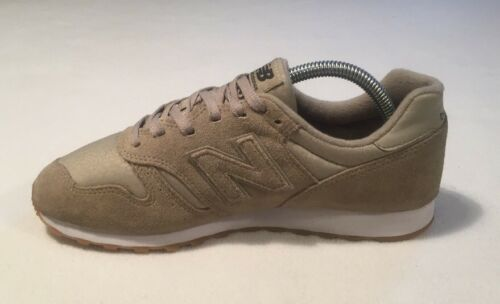 New 'beige Running 373 Gum Rare Unisex' Balance Vintage Sole Uk Trainers 7 Retro rYUrOqx