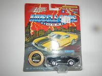 Johnny Lightning Muscle Car Usa 1969 Olds 442 Black Limited Edition