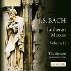 Lutherische Messen Vol.2 von Harry Christophers,The Sixteen (2014)
