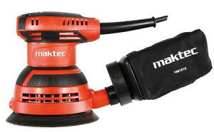 Makita-Maktec-M9204-Exzenterschleifer-125mm