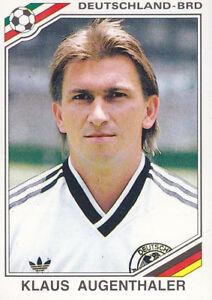 Panini-Euro 84 # 78 Klaus Berggreen-Danmark
