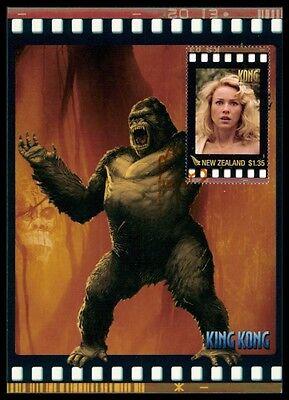 Briefmarken Intellektuell Australia Mk King Kong Film Movie Maximumkarte Carte Maximum Card Mc Cm H0687 Kaufe Jetzt Briefmarken
