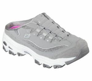Details zu NEU Skechers Damenschuhe Schuhe Sabot D´Lites RESILIENT Sneaker Clogs Pantolette