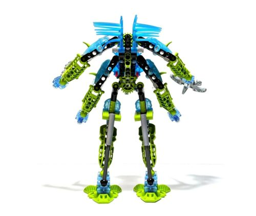 complete LEGO Bionicle Warriors 8935 Nocturn