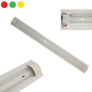 NEON-BARRA-LED-APPLIQUE-SOFFITTO-PLAFONIERA-60-120-150-CM-CALDA-FREDDA-NATURALE