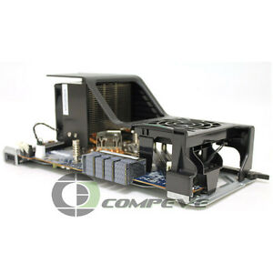 Details about HP Z620 Workstation Memory Riser Board Second CPU Intel E5-  2630v2 2 60GHz