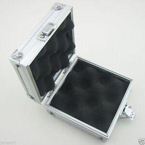 One small aluminum aluminium alloy case box for tattoo for Tattoo machine case