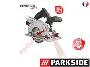 Parkside Sans fil Scie circulaire avec 20 V Lithium-Ion phksa 20 Li A2