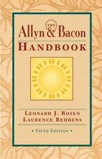 The Allyn & Bacon Handbook (5th Edition)-ExLibrary
