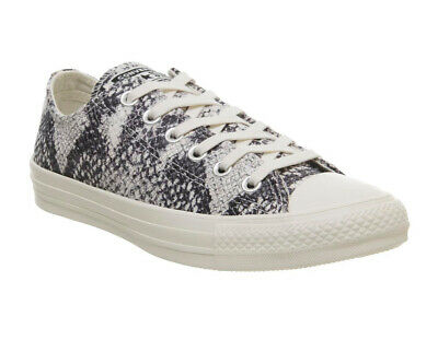 Converse All Star Low Trainers Egret