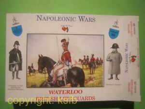 1-32-A-Call-to-Arms-26-Napoleon-British-Life-Guards-Cavalry-Kavallerie-Figuren
