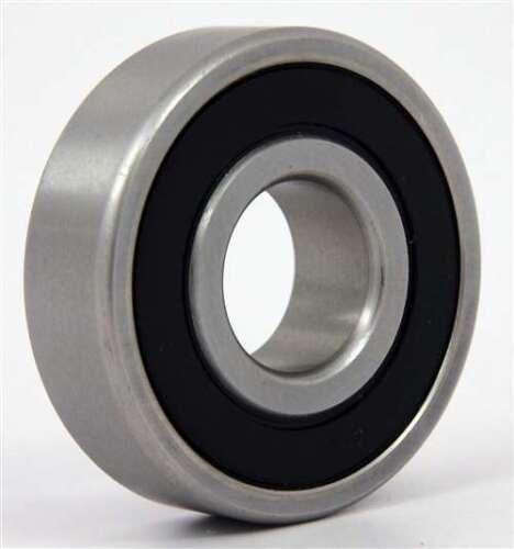 6007UU Sealed Ball Bearing 35mm x 62mm x 14mm