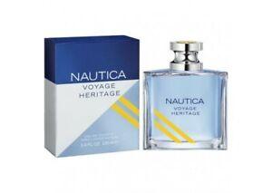 Nautica Voyage Heritage Eau De Toilette 50mL