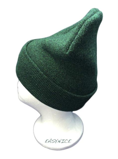 Mathews Green Beanie