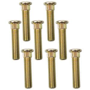 Muzzys 1//2 Longer Wheel Stud Bolts for Polaris QUADS 3//8 x24 1.75 Long Extra Length /×