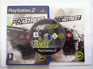 Need-For-Speed-ProStreet-gt-Playstation-2-PS2-gt-Complet-gt-PAL-FR