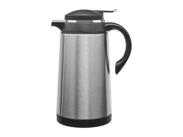 1.5L STAINLESS STEEL TEA POT INSULATED VACUUM JUG FLASK COFFEE TRAVEL CH111