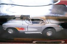 Chevrolet Corvette Gasser Hot Rod grau grey metallic, Road Signature 1:18 boxed!