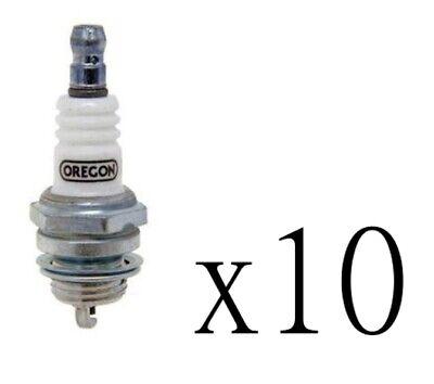 Oregon 77-305-1 Spark Plug for Briggs and Tecumseh 10