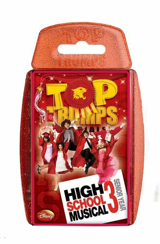 Top Trumps High School Musical 3 Senior Year