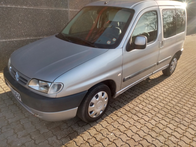 Citroën Berlingo, 1,6i 16V Multispace, Benzin, 2001, km…