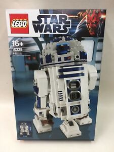 MINT New Sealed LEGO Star Wars R2-D2 2012 10225 Discontinued Rare
