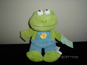 Russ Leaper Frog Plush Bouquets 'n Blossoms Collection
