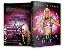 Angelina Love Shoot Interview Wrestling DVD, TNA WWE Knockouts Impact Velvet Sky