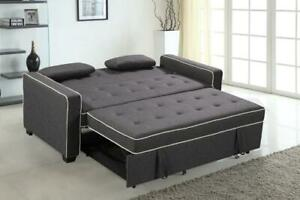 Pre-Order SALE!!! BRAND NEW SOFA BED WITH MULTIFARIOUS FEATURES Only $599 Saskatoon Saskatchewan Preview