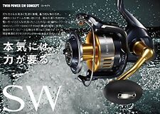 kb10 SHIMANO 2015 TWIN POWER SW 6000PG JAPAN