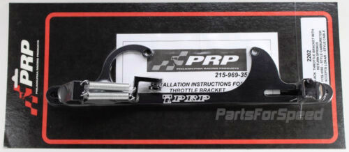 PRP 2202 Throttle Bracket Holley 4150 Carb Morse Cable Made in the USA