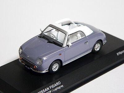 # Nissan Figaro 1:43 1//43 Diecast modelo abierto Lapis Kyosho sólo 816 PC Raro #