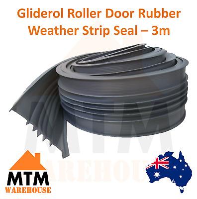 3m Gliderol Roller Garage Door Weather Strip Seal Bottom